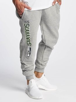 New Era joggingbroek Team Wordmark Seattle Seahawks Tracker grijs