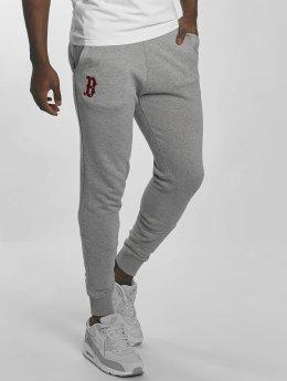 New Era joggingbroek Team Apparel Boston Red Sox grijs