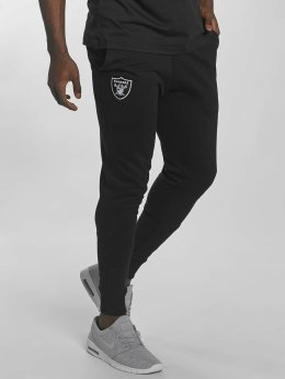 New Era joggingbroek Team Apparel Oakland Raiders zwart