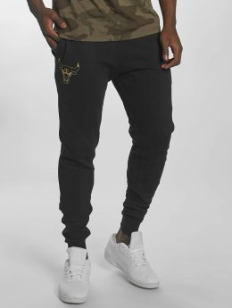 New Era joggingbroek BNG Chicago Bulls zwart
