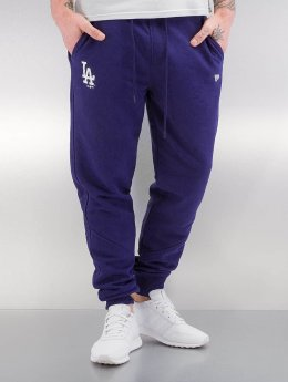 New Era Jogginghose Team Apparel blau