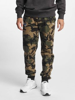 New Era Jogginghose Woodland New England Patriots camouflage