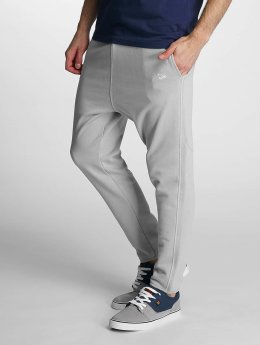 New Era Jogginghose Sandwash grau