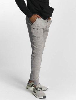 New Era Jogginghose Premium Classic Track Pants grau