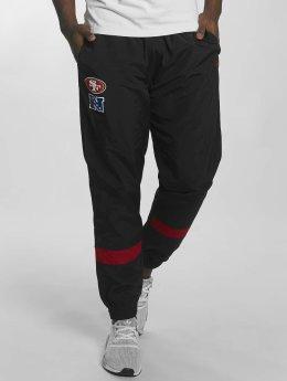 New Era Jogginghose F O R San Francisco 49ers schwarz