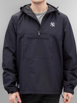 New Era Lightweight Jacket Border Edge blue