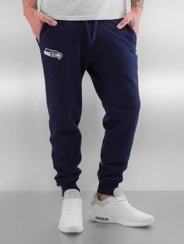 New Era Pantalone ginnico Seattle Seahawks blu