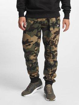 New Era Pantalone ginnico Woodland NY Yankees mimetico