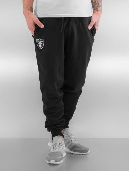 New Era Pantalone ginnico Oakland Raiders nero