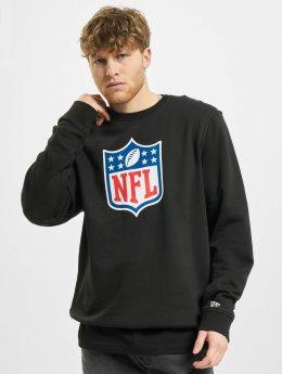 New Era Pullover  Team Logo black