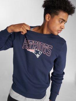 New Era Pullover NFL Team New England Patriots blau