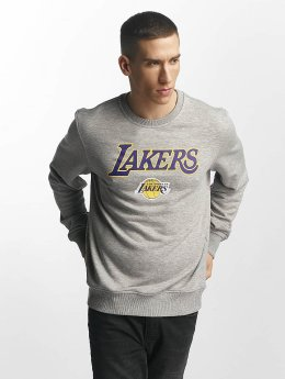 New Era Pullover Tip Off LA Lakers grau