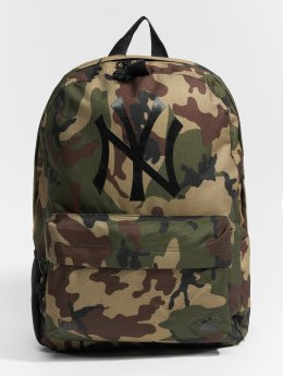 New Era Rucksack MLB Stadium NY Yankees camouflage