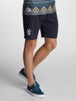 New Era Shorts Team App NY Yankees blau