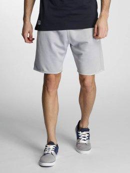 New Era Shorts Sandwash grau