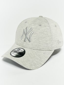 New Era Snapback MLB Essential New York Yankees 9 Fourty šedá