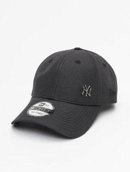 New Era Snapback Cap Flawless Logo Basic NY Yankees 9Forty black