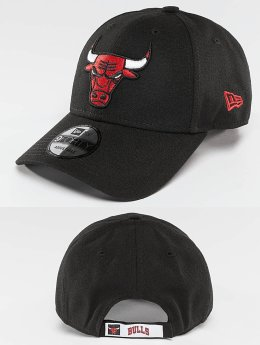 New Era Snapback Cap The League Chicago Bulls black