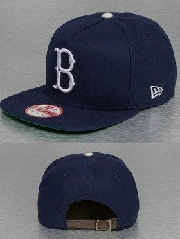 New Era Snapback Cap DTC Classic Cooperstown Brooklyn Dodgers 9Fifty blau