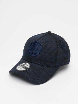 New Era Snapback Cap NBA Engineered Fit Golden State Warriors 9 Fourty blau
