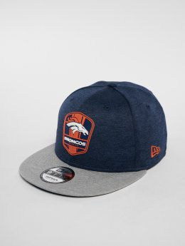 New Era Snapback Cap NFL Denver Broncos 9 Fifty blau
