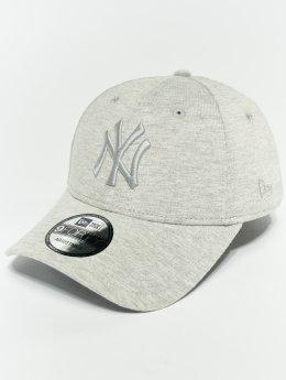 New Era Snapback Cap MLB Essential New York Yankees 9 Fourty grau
