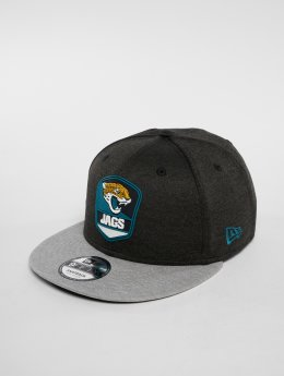 New Era Snapback Cap NFL Jacksonville Jaguars 9 Fifty gray