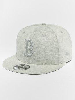 New Era Snapback Cap MLB Essential Bosten Red Sox 9 Fifty gray