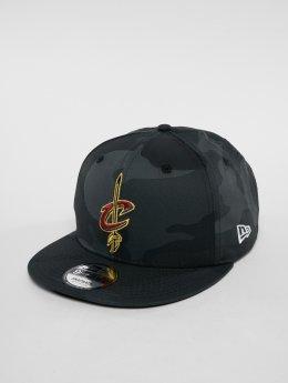 New Era Snapback Cap NBA Camo Colour Cleveland Cavaliers 9 Fifty mimetico