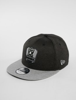 New Era Snapback Cap NFL Oakland Raiders 9 Fifty nero