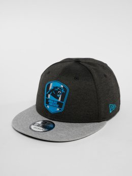 New Era Snapback Cap  NFL Carolina Panthers 9 Fifty nero