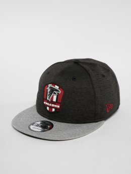 New Era Snapback Cap NFL Atlanta Falcons 9 Fifty nero