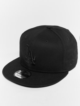 New Era Snapback Cap MLB Essential Los Angeles Dodgers 9 Fifty nero