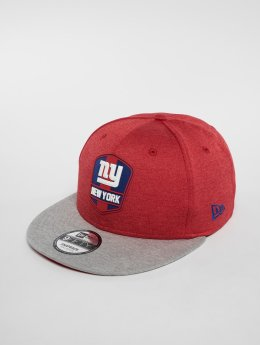 New Era NFL New York Giants 9 Fifty Snapback Cap Offical Team Colour
