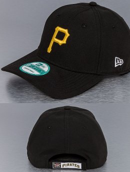 New Era Snapback Cap The League Pittsburgh Pirates 9Forty schwarz