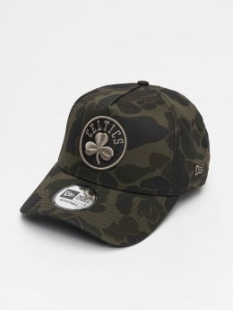 New Era Snapback Cap NBA Camo Bosten Celtics 9 Fourty Aframe schwarz