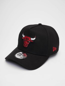 New Era Snapback Caps NBA Team Chicago Bulls 9 Fourty Aframe čern