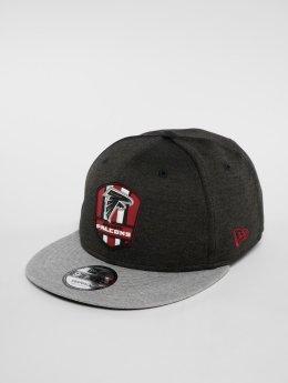 New Era Snapback Caps NFL Atlanta Falcons 9 Fifty čern