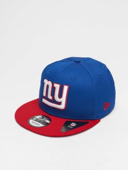 New Era Snapback Caps NFL Contrast Team New York Giants 9 Fifty barvitý