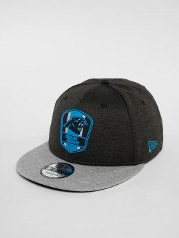 New Era Snapback Caps NFL Carolina Panthers 9 Fifty czarny