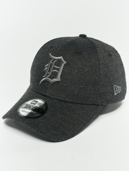 New Era Snapback Caps MLB Essential Detroit Tigers 9 Fourty grå