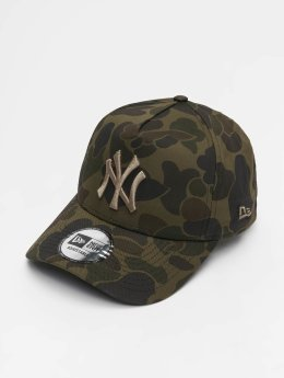 New Era Snapback Caps MLB Camo New York Yankees 9 Fourty kamufláž