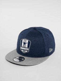 New Era Snapback Caps NFL Dallas Cowboys 9 Fifty modrý