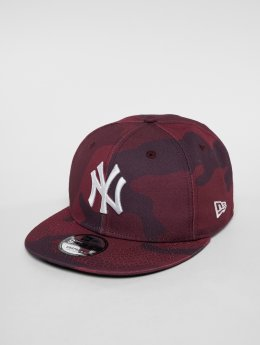 New Era Snapback Caps MLB Camo Colour New York Yankees 9 Fifty moro