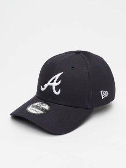 New Era Snapback Caps MLB League Essential Atlanta Braves 9 Fourty niebieski