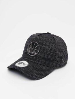 New Era Snapback Caps NBA Engineered Fit Golden State Warriors 9 Fourty Aframe svart