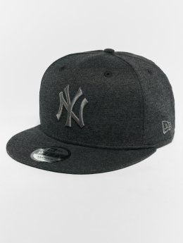 New Era Snapback Caps MLB Essential New York Yankees 9 Fifty szary