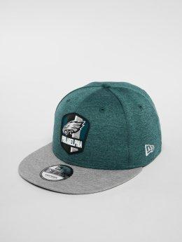 New Era Snapback Caps NFL Philadelphia Eagles 9 Fifty zielony
