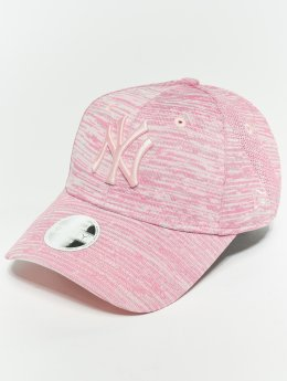 New Era Snapback MLB Eng Fit New York Yankees 9 Fourty pink