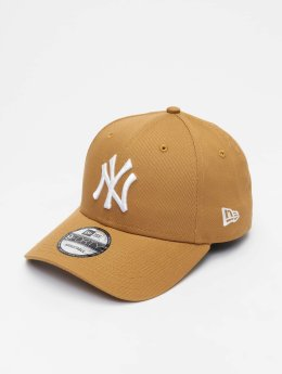 New Era Snapbackkeps New Era MLB League Essential New York Yankees 9 Fourty beige